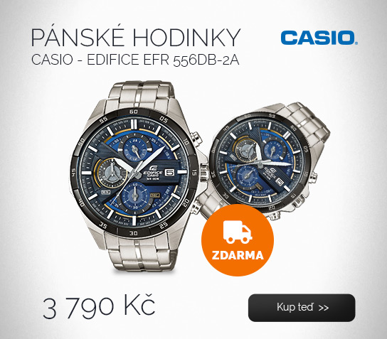 Casio - Edifice EFR 556DB-2A