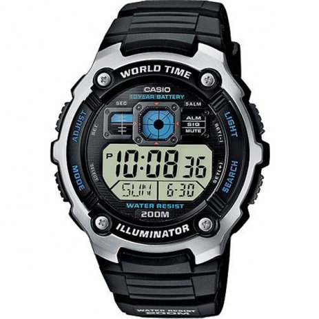 CASIO Collection AE 2000W-1A 15029544