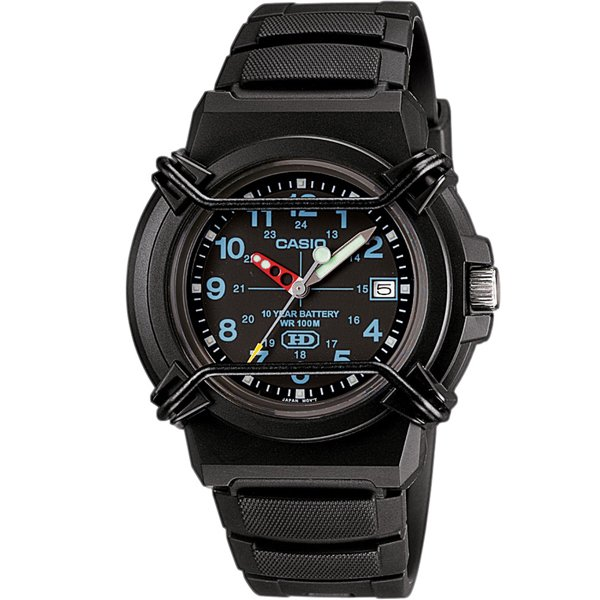 CASIO Collection HDA 600B-1B 15030117