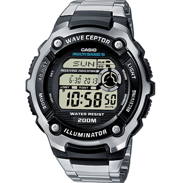 CASIO Wave Ceptor WV 200DE-1A 15027998