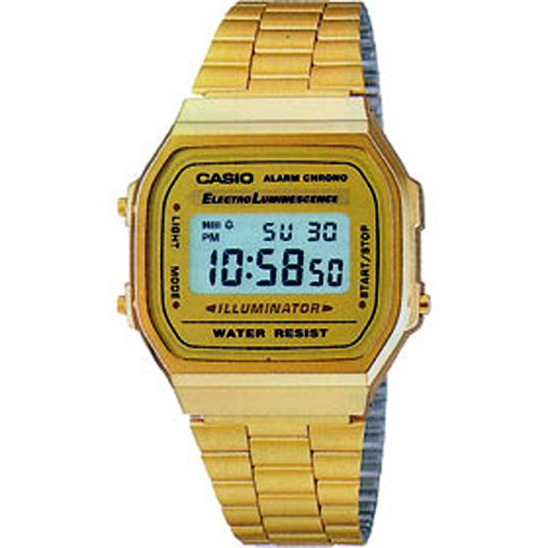 CASIO Collection A 168G-9A 15000005