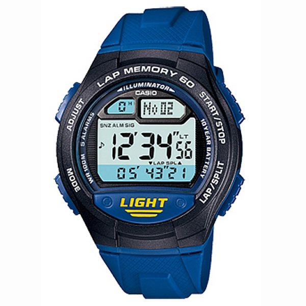 CASIO COLLECTION W 734-2A 15031888
