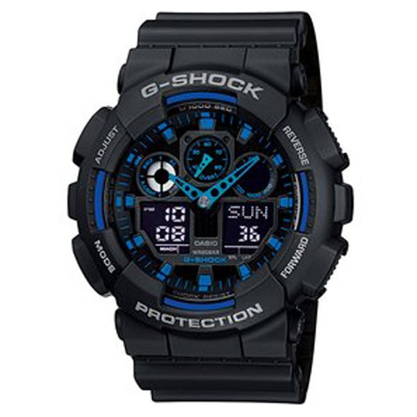 CASIO G-Shock GA 100-1A2 15029495