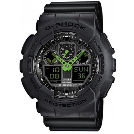 CASIO G-Shock GA 100C-1A3 15037020