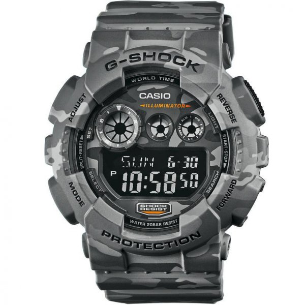 CASIO G-Shock GD 120CM-8 15038230