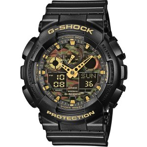 CASIO G-Shock GA 100CF-1A9 15038217