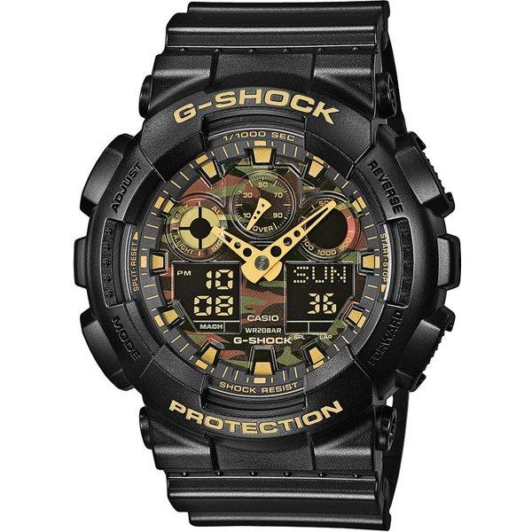 CASIO G-Shock GA 100CF-1A9 15038217