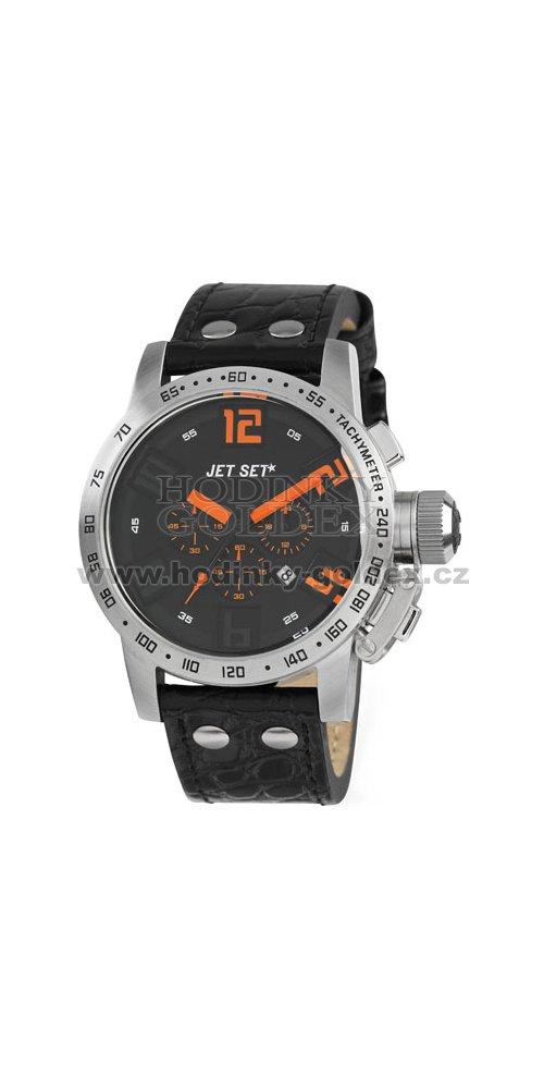 8754266f985 Jet Set J27581-517. Výprodej. zdarma. Pro muže co mají v oblibě velké  masivní hodinky ...