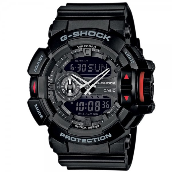 Casio - G-Shock GA 400-1B 15040230