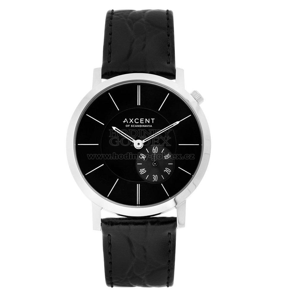 bc021373646 Axcent of Scandinavia - Around X12803-237. Novinka. zdarma. Klasické pánské  náramkové hodinky ...