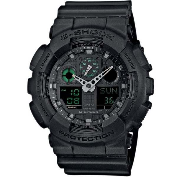 Casio - G-Shock GA 100MB-1A 15040228