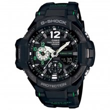 Casio - G-Shock GA 1100-1A3 Gravity Defier 15040363