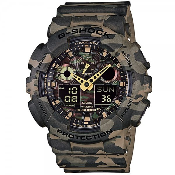 Casio - G-Shock GA 100CM-5A 15040238