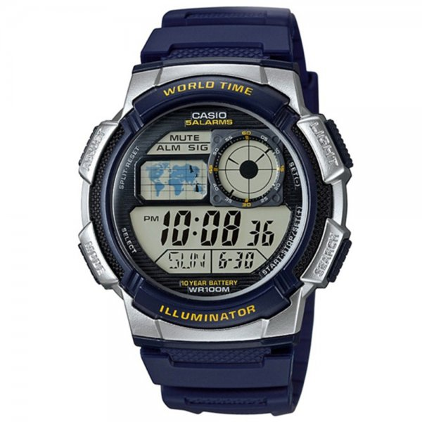 Casio - Digital AE 1000W-2A 15041924