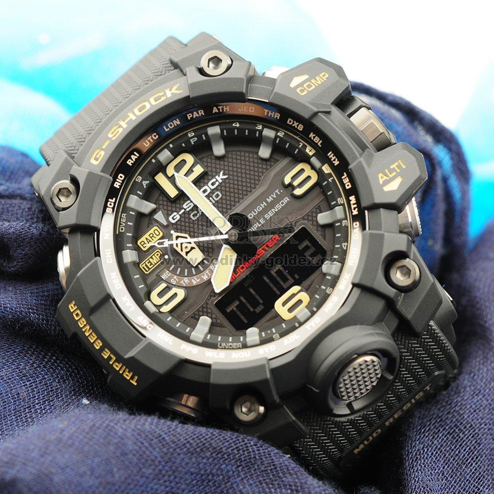 Casio - G-Shock GWG 1000-1A Mudmaster 15041113   Hodinky-goldex.cz 86adc9739d