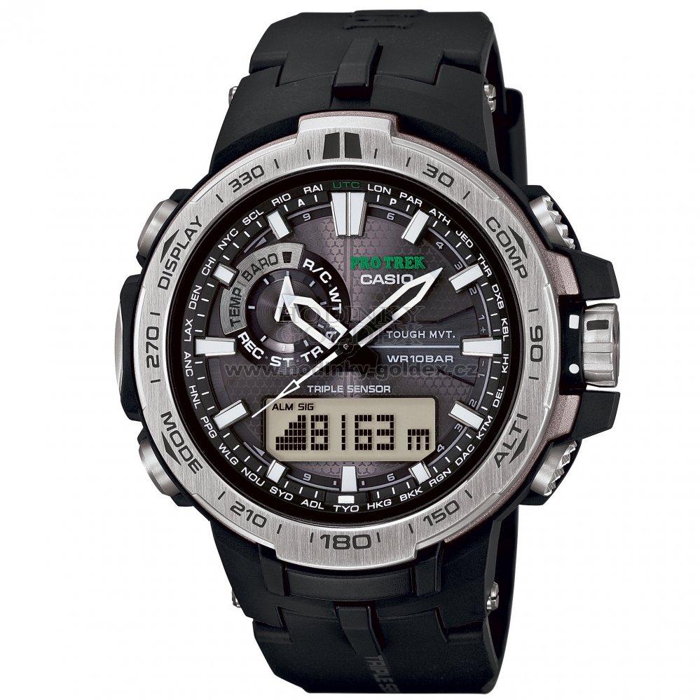 Casio - Protrek PRW 6000-1 15038257   Hodinky-goldex.cz 5e57aa5770b