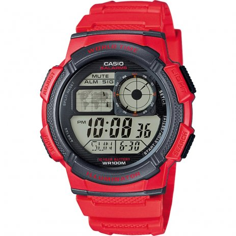 Casio - Digital AE 1000W-4A 15041926