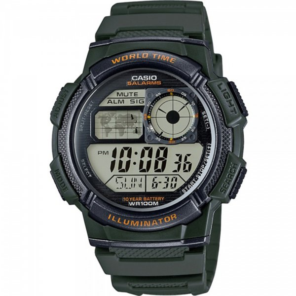 Casio - Digital AE 1000W-3A 15041925