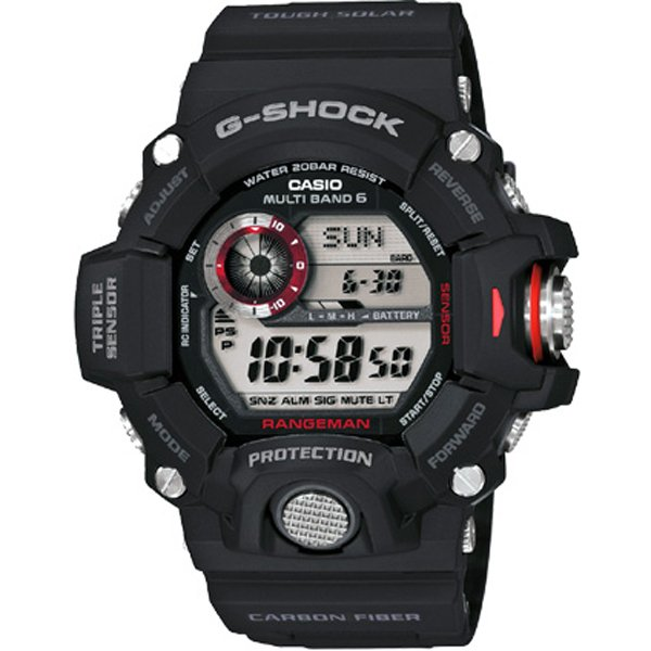 Casio - G-Shock GW 9400-1 15037044