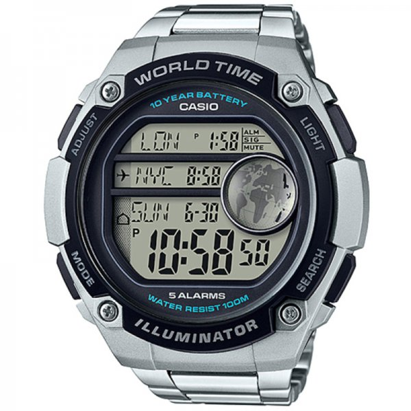 Casio - Digital AE 3000WD-1A 15044211