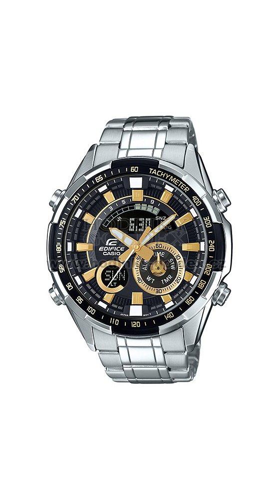 Casio - Edifice ERA 600D-1A9 15044257   Hodinky-goldex.cz 441d62fe07f