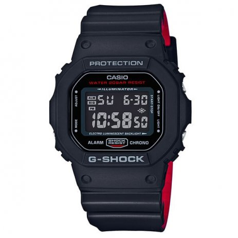 Casio - G-Shock DW 5600HR-1 15044233