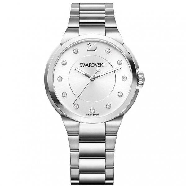 Swarovski - City Simple White Bracelet Watch 5181632