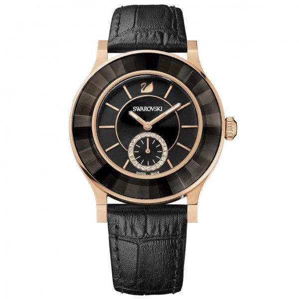 Swarovski Octea Classica Black & Rose Gold 1181762