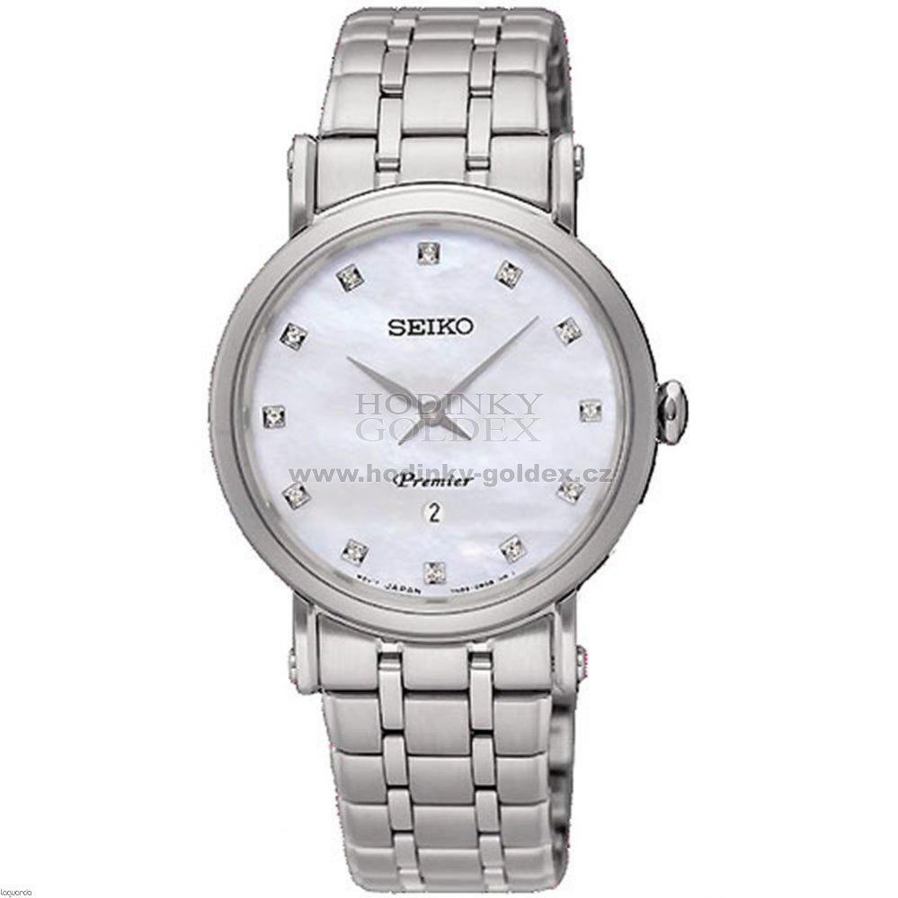 536a2282d20 Dámské hodinky SEIKO SXB433P1   Hodinky-goldex.cz