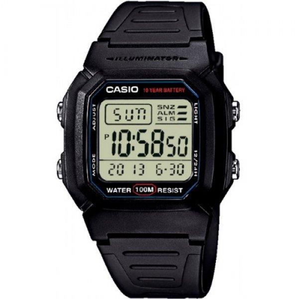 Pánské hodinky CASIO W 800-1A