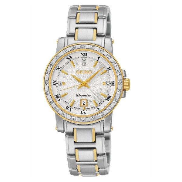 Dámské hodinky SEIKO SXDG58P1