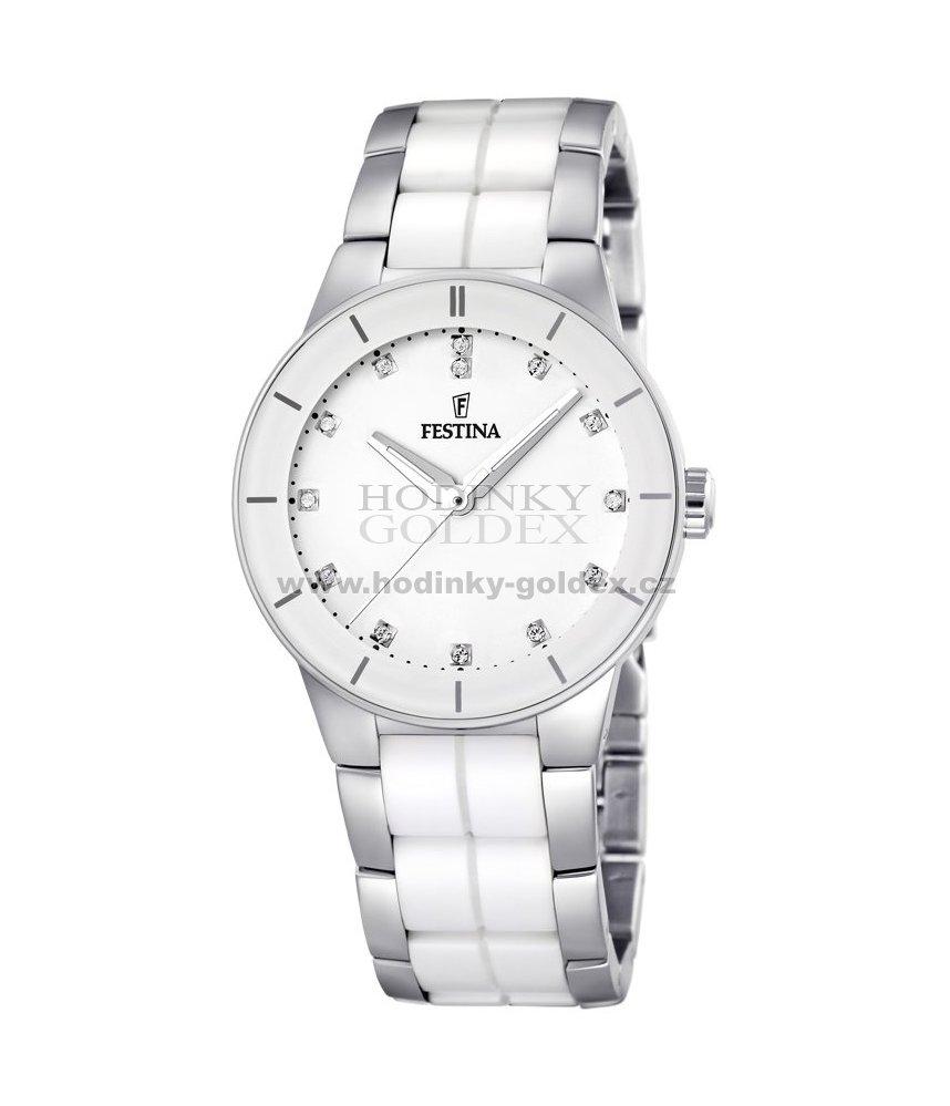 d3121190b Dámské hodinky Festina - Ceramic 16531/3 : Hodinky-goldex.cz