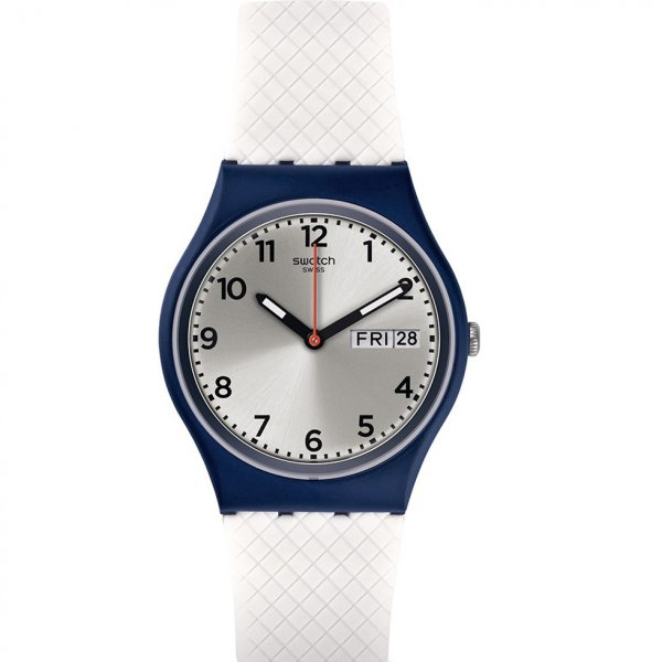 Hodinky Swatch White Delignt GN720