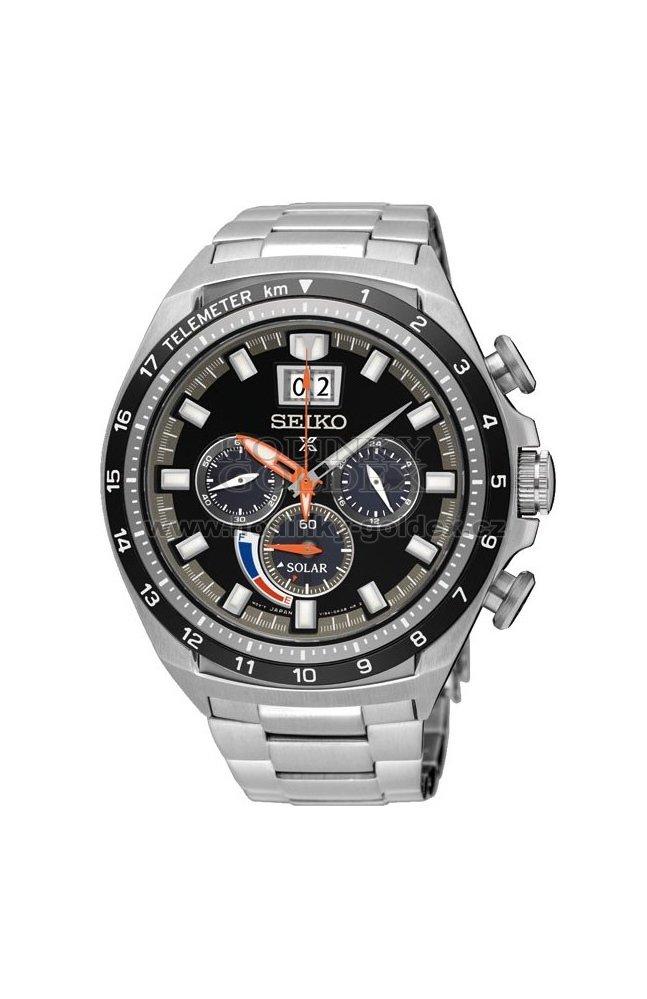 Pánské solární hodinky SEIKO SSC603P1   Hodinky-goldex.cz 6699697b36