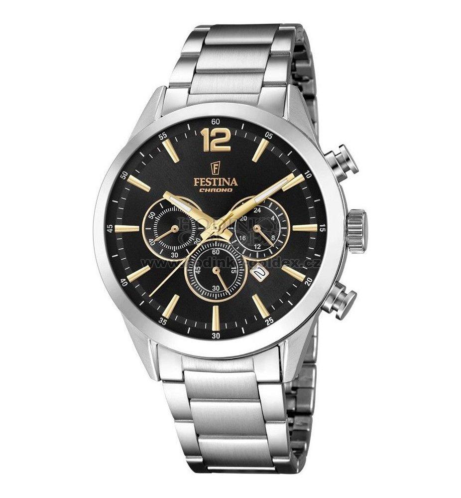 aec78084f3 Pánské hodinky Festina 20343 4   Hodinky-goldex.cz