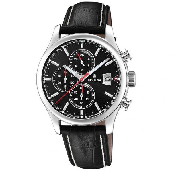Pánské hodinky s chronografem 20375/3