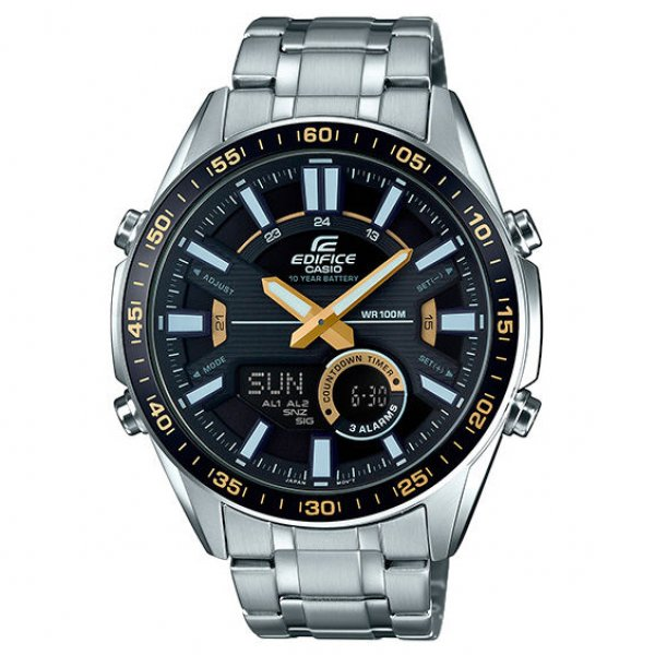 Casio - Edifice EFV C100D-1B 15046788