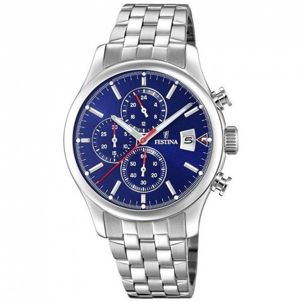 Pánské hodinky s chronografem 20374/2