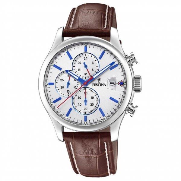 Pánské hodinky s chronografem 20375/1