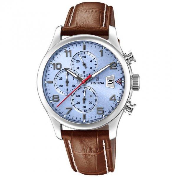 Pánské hodinky s chronografem 20375/5