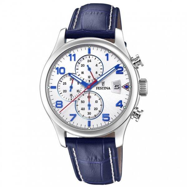 Pánské hodinky s chronografem 20375/4