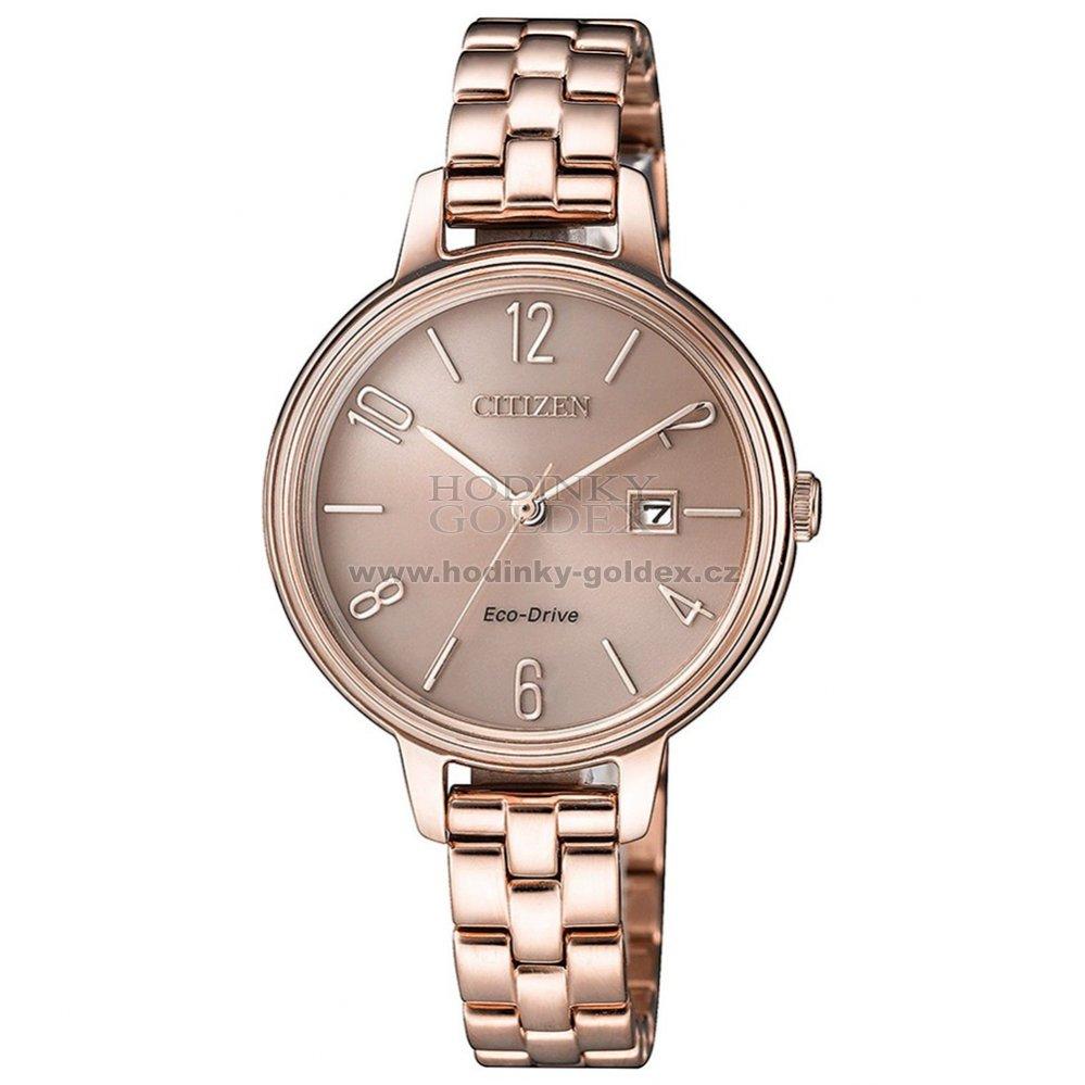 Dámské hodinky Citizen EW2443-80X   Hodinky-goldex.cz 9f05835752
