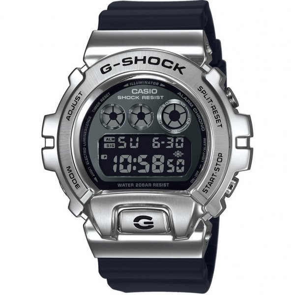 Hodinky Casio G-Shock - Release 25th Anniversary Edition GM-6900-1ER