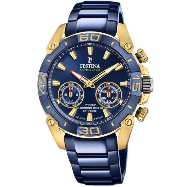 Hodinky SPECIAL EDITION '21 CONNECTED FESTINA 20547/1