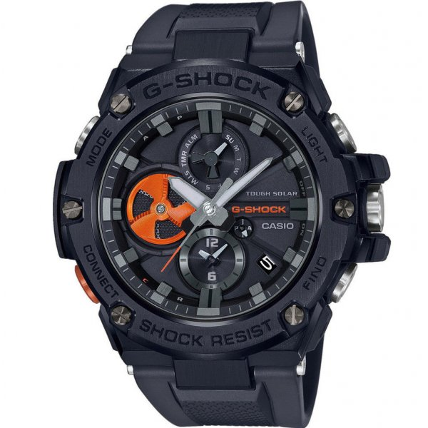 Hodinky Casio G-Shock GST-B100B-1A4ER