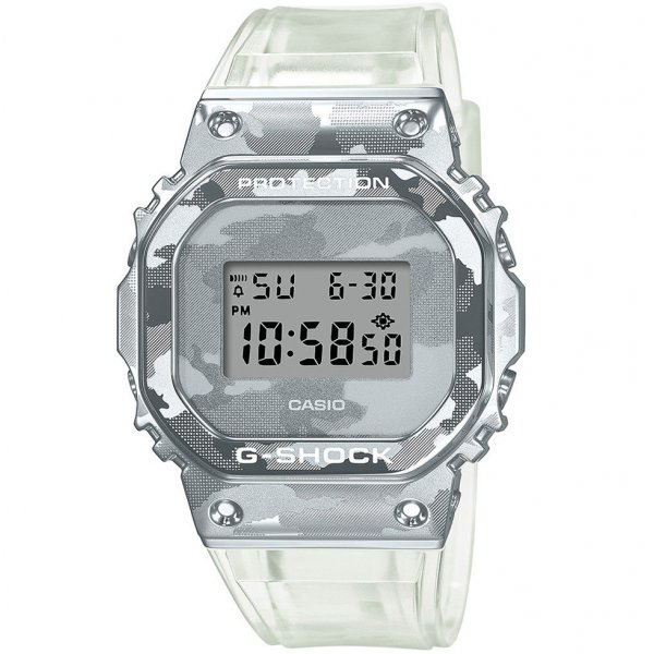 Hodinky Casio G-Shock GM-5600SCM-1ER