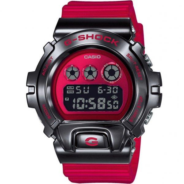 Hodinky Casio G-Shock - Release 25th Anniversary Edition GM-6900B-4ER
