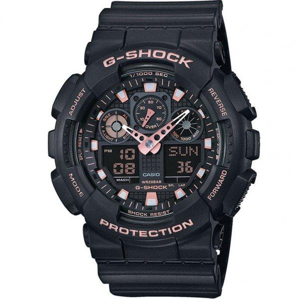 Hodinky Casio G-Shock Original - Special Edition GA-100GBX-1A4ER