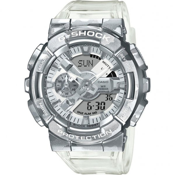 Hodinky Casio G-Shock GM-110SCM-1AER