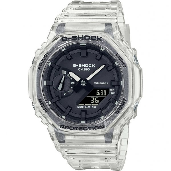 Hodinky Casio G-Shock GA-2100SKE-7AER